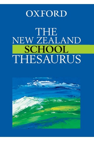 The New Zealand School Thesaurus