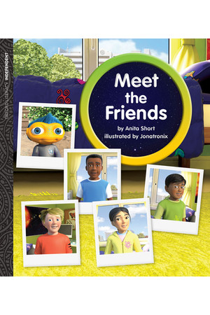 Oxford Literacy Independent: Level 1 Fiction - Meet the Friends (Single Title) - Pack Of 6