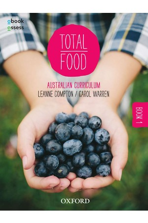 Total Food 1 - Student Book + obook/assess (Print & Digital)