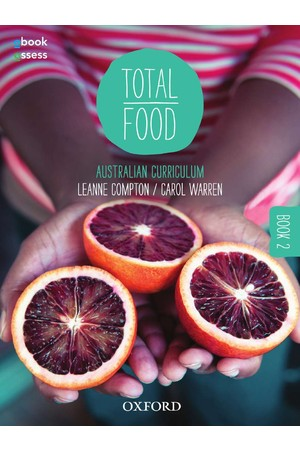 Total Food 2 - Student Book + obook/assess (Print & Digital)