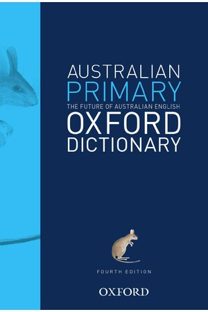 Australian Primary Dictionary - 4th Edition
