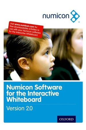 Numicon Software for the Interactive Whiteboard