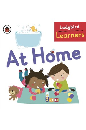 Ladybird Learners: At Home (Board Book)