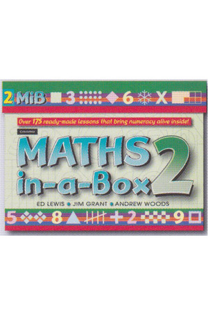 Maths-in-a-Box - Middle Primary