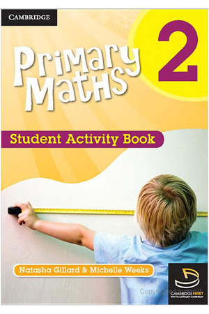 Primary Maths - Student Activity Book: Year 2