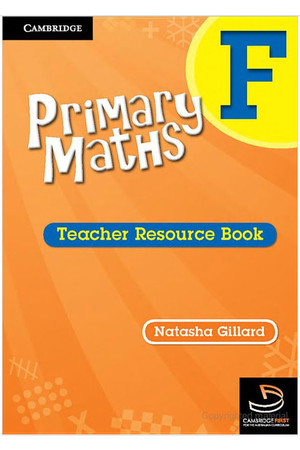 Primary Maths - Teacher Resource Books: Foundation