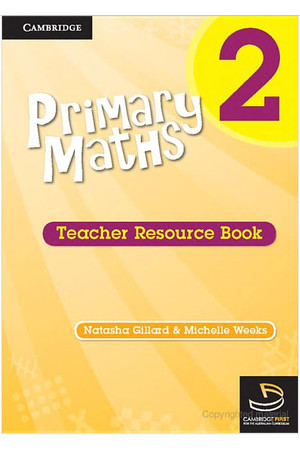 Primary Maths - Teacher Resource Books: Year 2