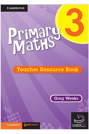 Primary Maths - Teacher Resource Books: Year 3