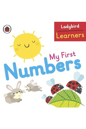 Ladybird Learners: My First Numbers (Board Book)