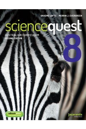 Science Quest 8 for the Australian Curriculum - Second Edition: Print & eBookPLUS