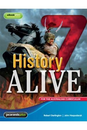 History Alive 7 for the Australian Curriculum - eBookPLUS