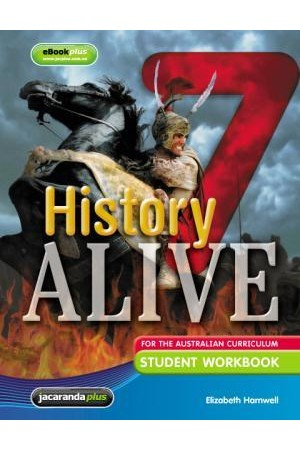 History Alive 7 for the Australian Curriculum - Student Workbook