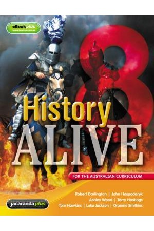 History Alive 8 for the Australian Curriculum - Teacher Edition eGuidePLUS