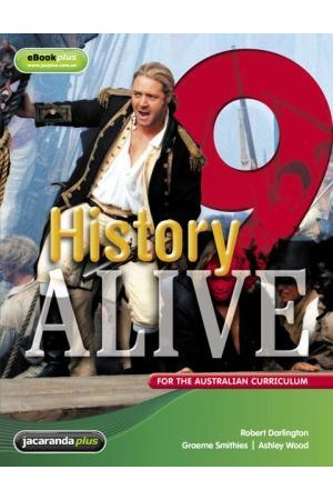 History Alive 9 for the Australian Curriculum - eBookPLUS