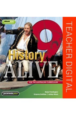 History Alive 9 for the Australian Curriculum - Teacher Edition eGuidePLUS