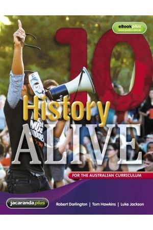 History Alive 10 for the Australian Curriculum - eBookPLUS