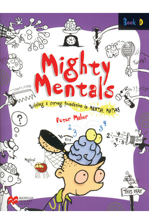 Mighty Mentals - Book D