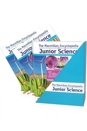 The Macmillan Encyclopedia of Junior Science