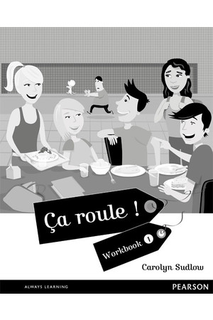 Ca Roule! Student Workbook 1