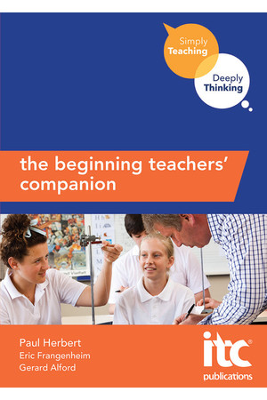 The Beginning Teachers' Companion