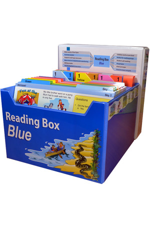 Reading Box Blue - Years 2-4