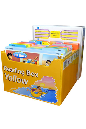 Reading Box Yellow - Years 1 & 2
