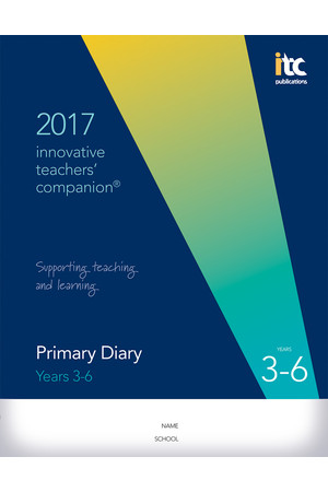 2017 Innovative Teachers' Companion - Primary (Years 3-6)