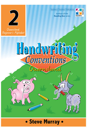 Handwriting Conventions - QLD: Year 2