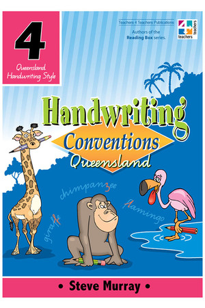Handwriting Conventions - QLD: Year 4