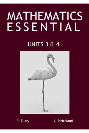 Mathematics Essential - Units 3 & 4