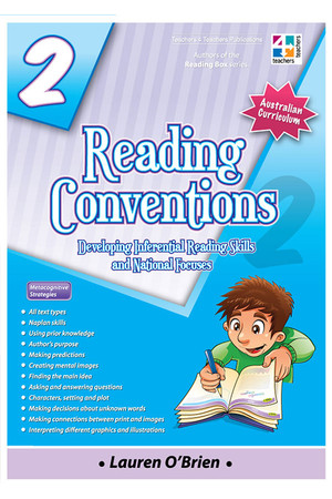 Reading Conventions - Year 2