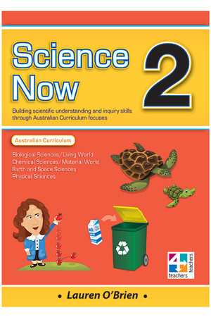 Science Now - Student Book: Year 2