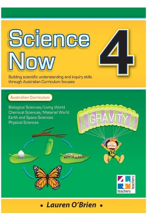 Science Now - Student Book: Year 4