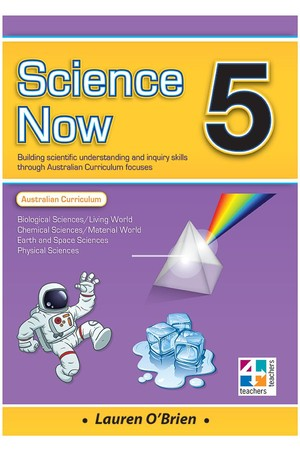 Science Now - Student Book: Year 5