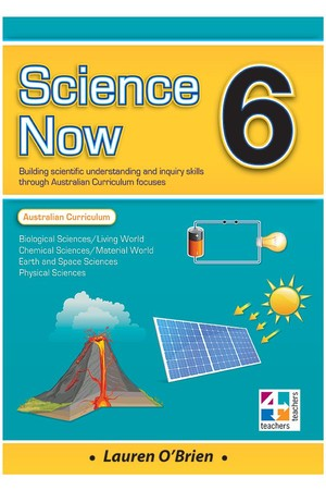 Science Now - Student Book: Year 6