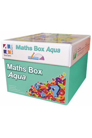 Maths Box Aqua (Years 5 to 6/7)