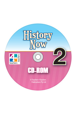 History Now - Teacher's CD-ROM: Year 2