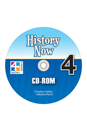 History Now - Teacher's CD-ROM: Year 4