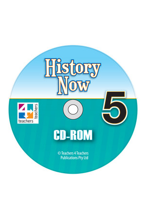 History Now - Teacher's CD-ROM: Year 5