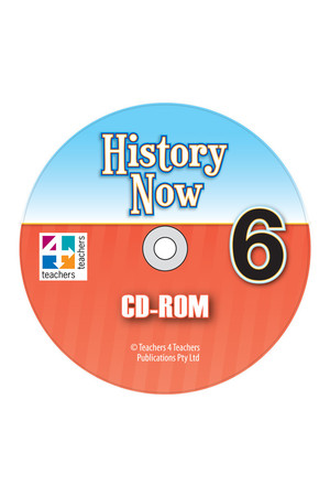 History Now - Teacher's CD-ROM: Year 6