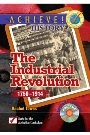 Achieve! History - The Industrial Revolution