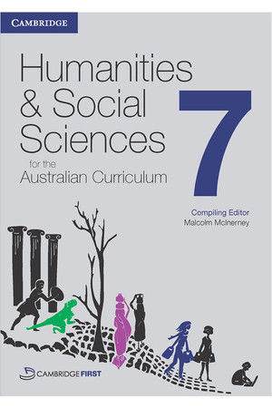 Humanities and Social Sciences for the Australian Curriculum - Year 7: Print & Digital