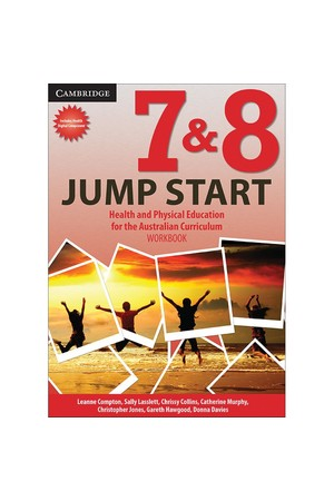 Jump Start - Print Workbook with Health & PE Digital Component: Years 7 & 8