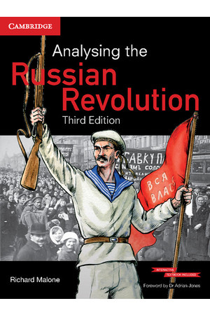 Analysing the Russian Revolution - 3rd Edition (Print & Digital)