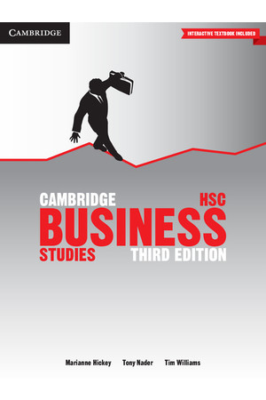 Cambridge Business Studies HSC - 3rd Edition: Student Book (Print & Digital)