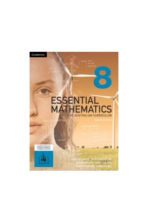 Essential Mathematics for the Australian Curriculum - Year 8: Print & Digital