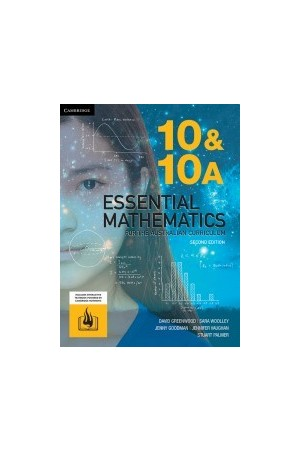 Essential Mathematics for the Australian Curriculum - Year 10: Print & Digital