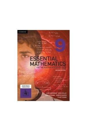 Essential Mathematics for the Australian Curriculum - Year 9: Print & Digital