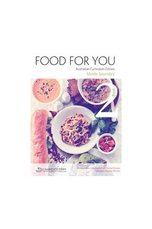 Food for You - Australian Curriculum Edition: Book 2 (Print and Digital)