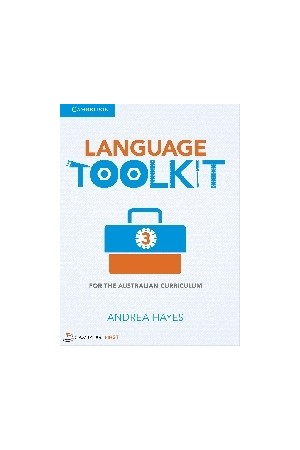 Language Toolkit 3 for the Australian Curriculum - Print